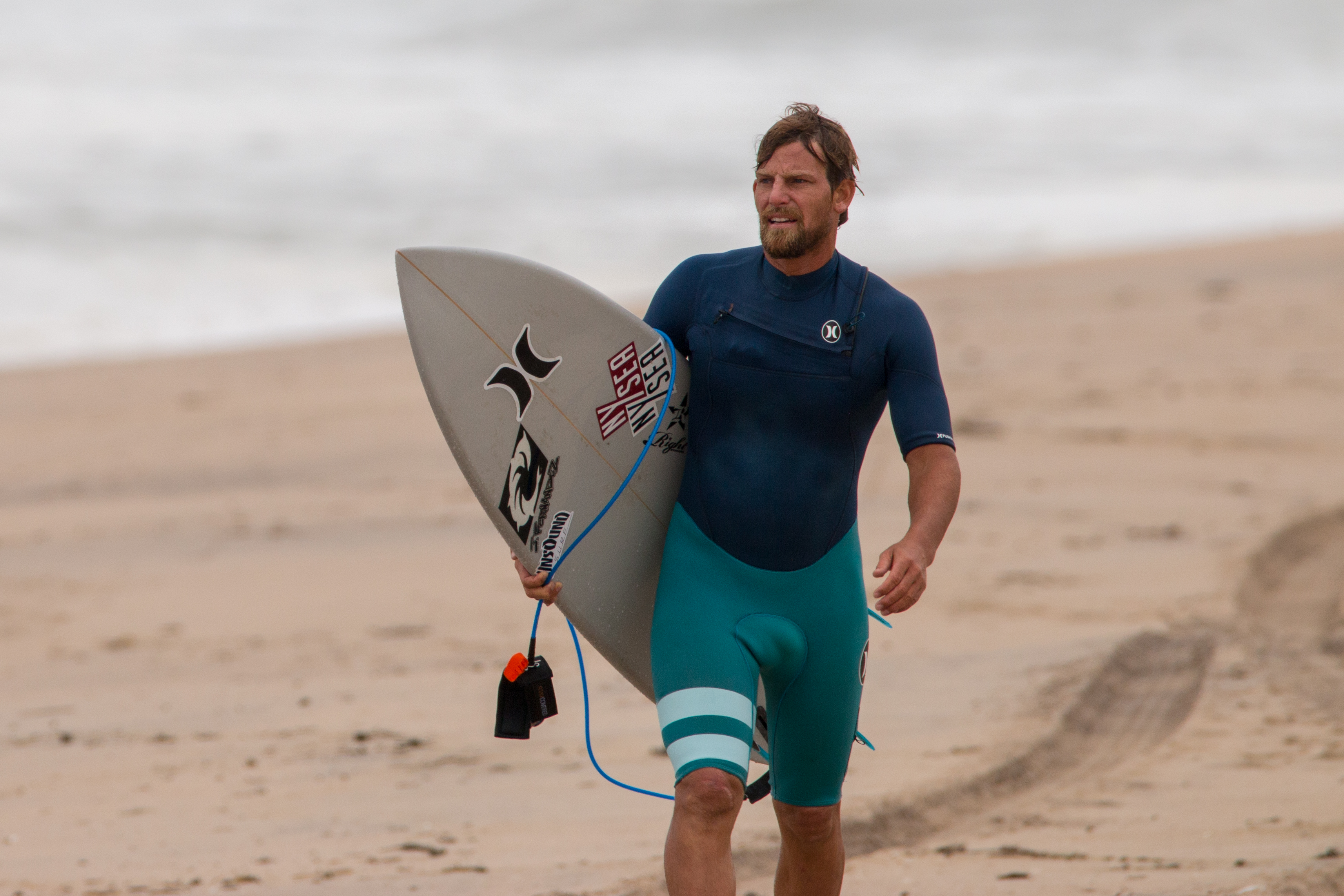 2:00-3:00 - Group Surf Lesson - With Professional Big Wave Surfer Will Skudin
